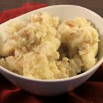 Perfect Garlic Mashed Potatoes