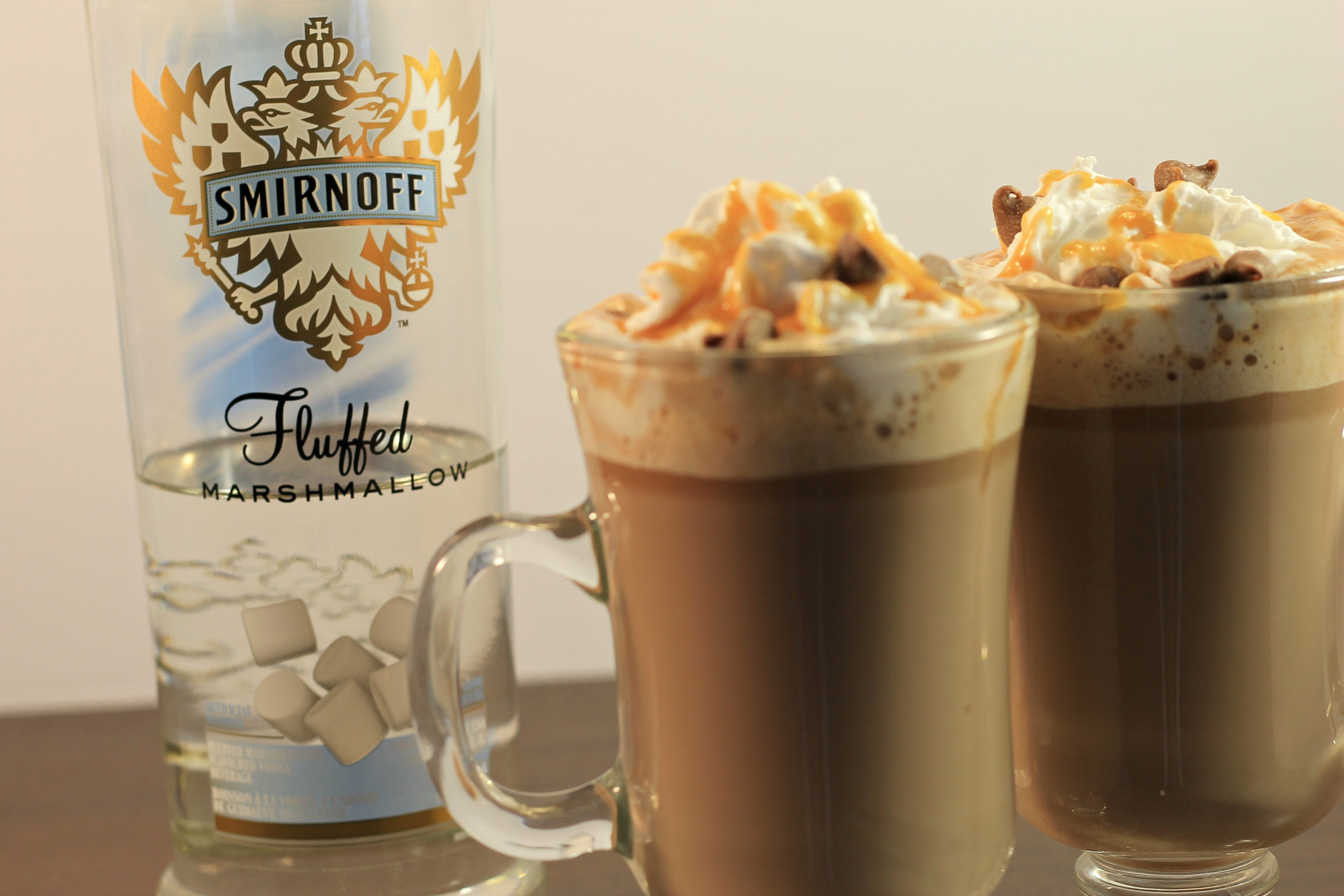 smirnoff caramel vodka drinks