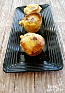 Turkey-Bacon-Breakfast-Muffins