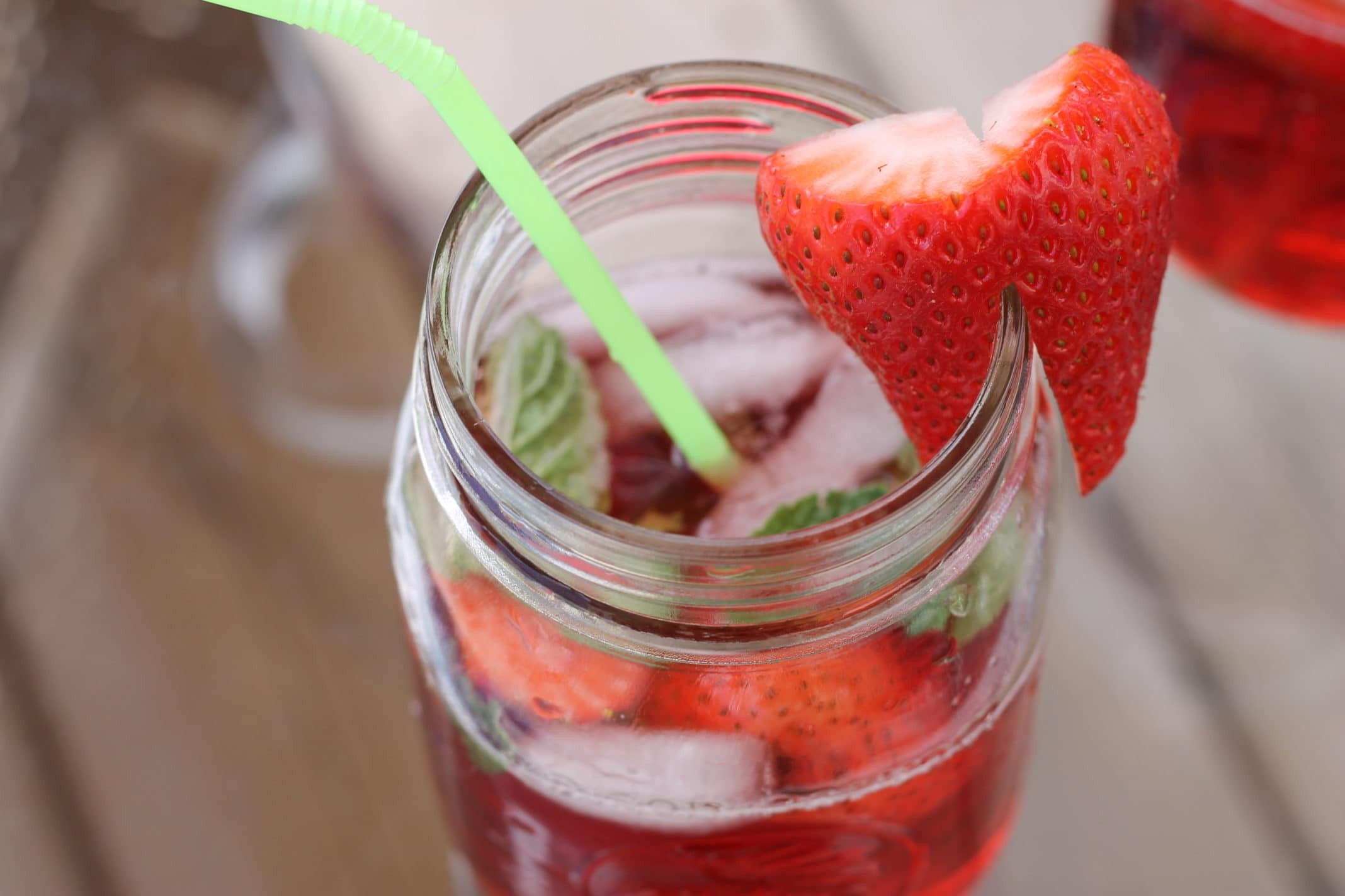 Summertime Bliss Drink