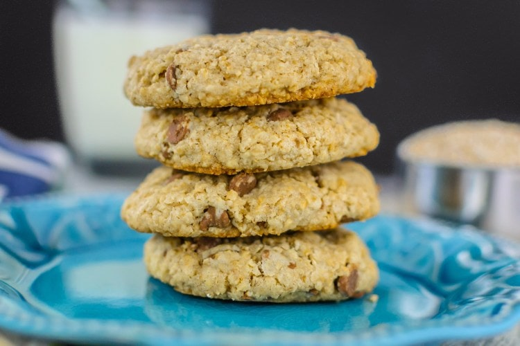 Chewy-Chocolate-Oat-Cookies