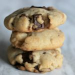 Double-Chocolate-Chunk-Cookies Popular Chocolate Desserts