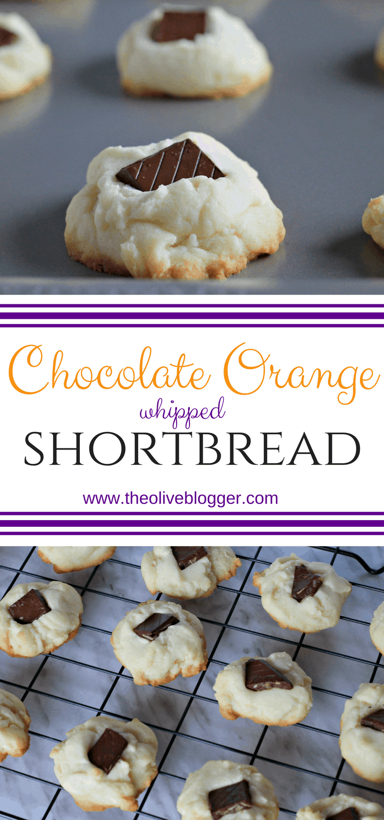 This shortbread cookie melts in your mouth and gives way to a subtle orange flavor that is throughout the cookie, perfect for any cookie swap this Holiday! #ChristmasCookies #ShortbreadCookies #CookieSwap #Shortbread