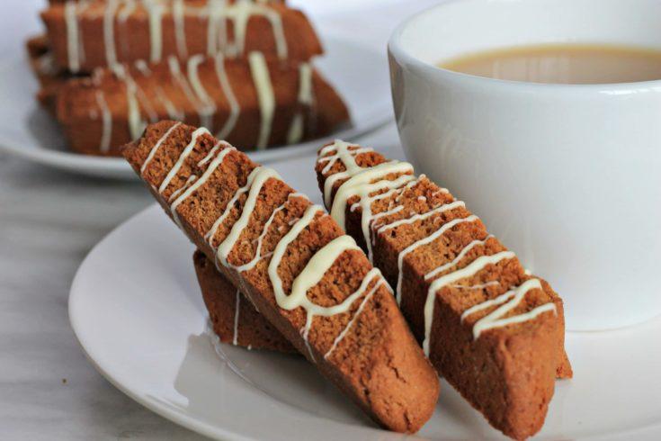 Delicious Gingerbread Biscotti Recipe