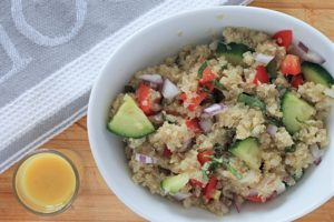 Quinoa-Salad-Lemon-Vinagrette