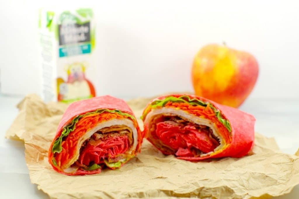 5-Minute-Turkey-Club-Ranch-Wraps