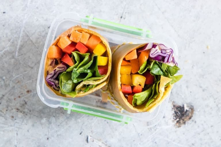 rainbow-tortilla-wraps