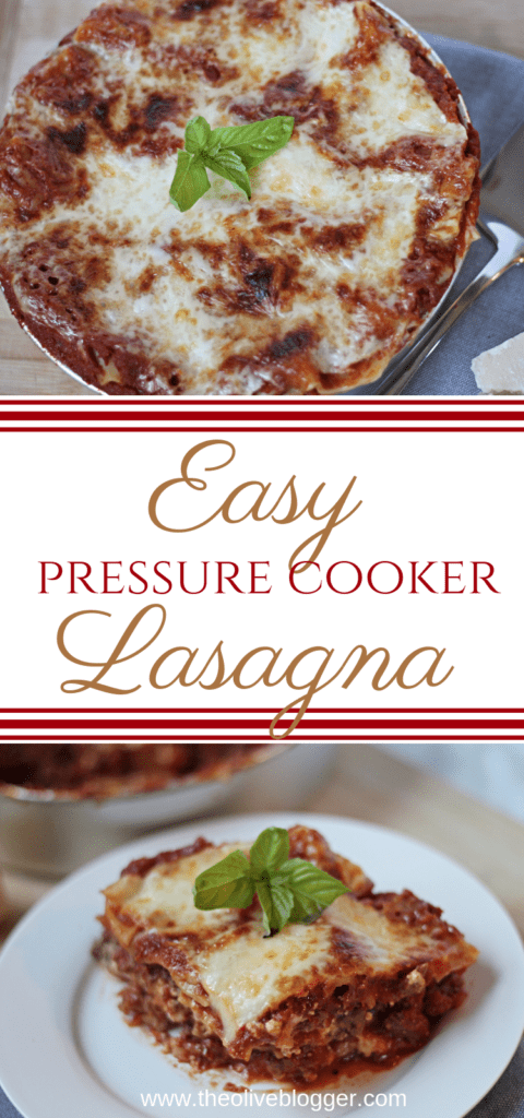 Pressure-Cooker-Lasagna
