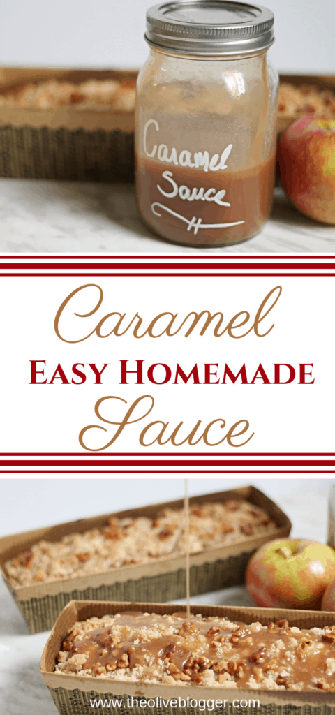 Best Caramel Sauce Recipe