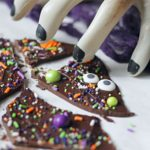 Chocolate Bark Halloween Recipes