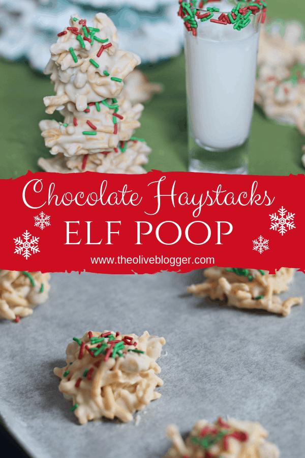 Chocolate Haystack Recipe