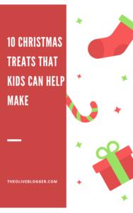 Free Christmas Treats E-Book