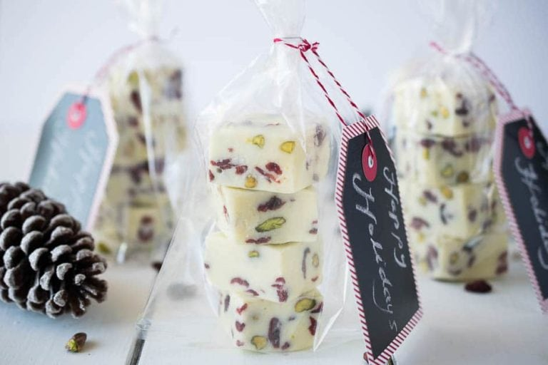 White Chocolate Fudge Recipes