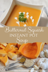 Pinable image of Butternut Squash Soup