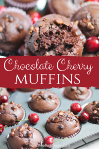 Cherry Muffin pin