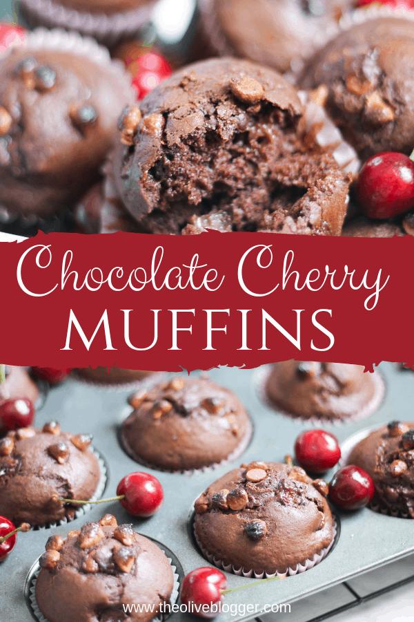 Cherry Muffin pin