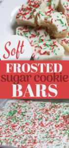 Soft Batch Frosted Sugar Cookies long pin