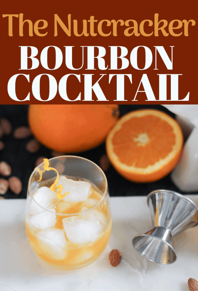 Nutcracker Simple Bourbon Cocktail